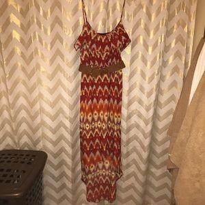 City Triangles dress